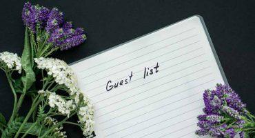 vendég lista esküvőre