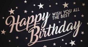 luxus születésnap