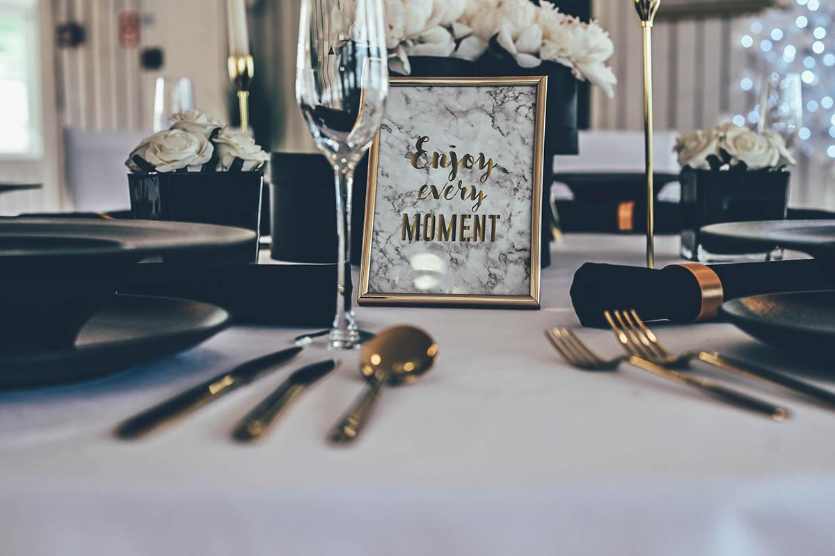 exklúzív dekoráció esküvőre